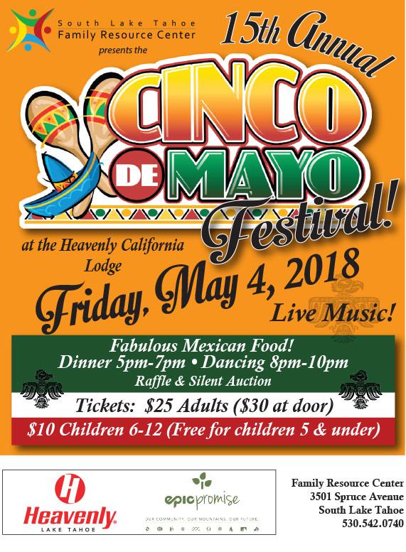 Cindo de Mayo Festival 2018